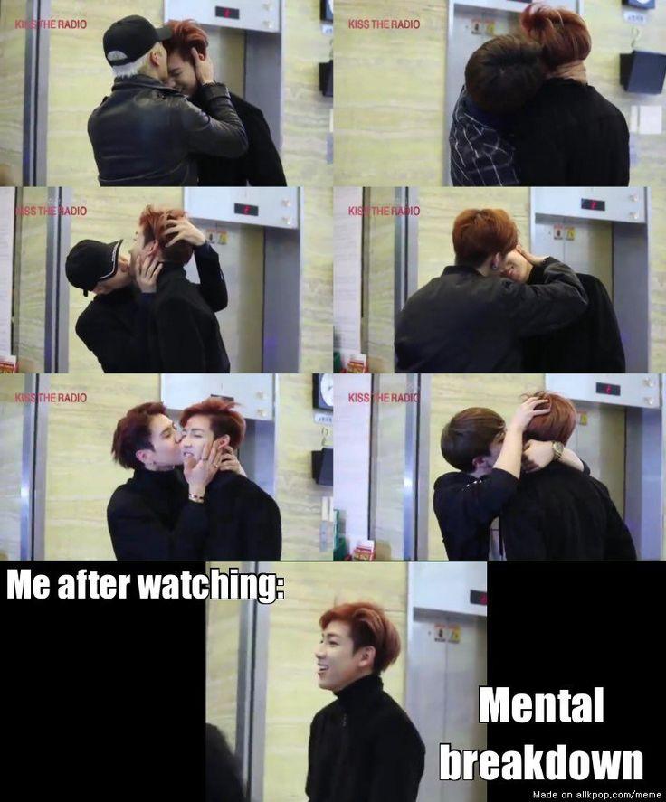 Kiss Me Meme Funny : Best images about kpop got on pinterest meme