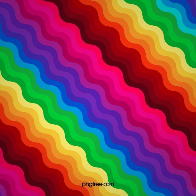 Ripple Background Colourful Background Iridescent Color Png And