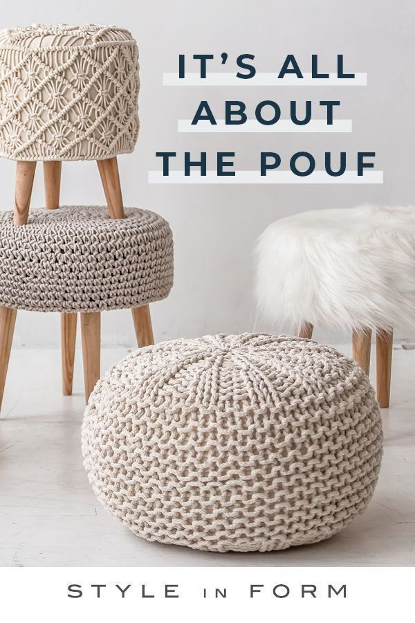 Poufs Comfortable Enough To Sit On Durable And Versatile Enough To Use As A Footrest Or Side Table Our Bohemian Poufs Are Multipu In 2020 With Images Home Decor Decor Home Diy