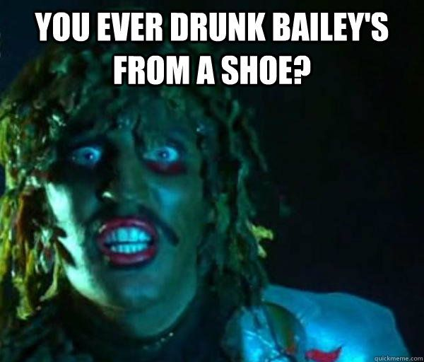 I'm Old Gregg.  The Mighty Boosh.