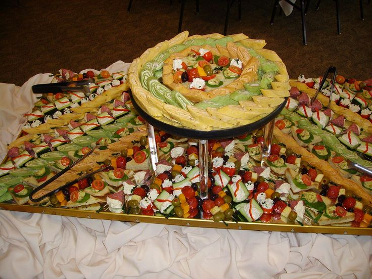 Receptions Food Displays And Prime Time On Pinterest: 372 Best Decoration Images On Pinterest