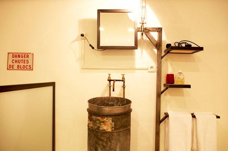 Best 25 Industrial Bathroom Design Ideas On Pinterest Industrial Bathroom Faucets Industrial