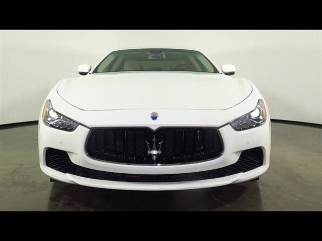 New 2016 Maserati Ghibli For Sale or Lease Plano, TX | VIN ...