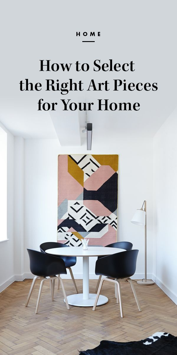 Art enhances a home in a unique and intangible way. It stretches the  imagination, provides inspiration, adds beauty to the everyday, and  individualizes a space to become yours and yours alone. /