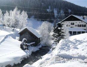 Skitouren im Tiroler Obernbergtal