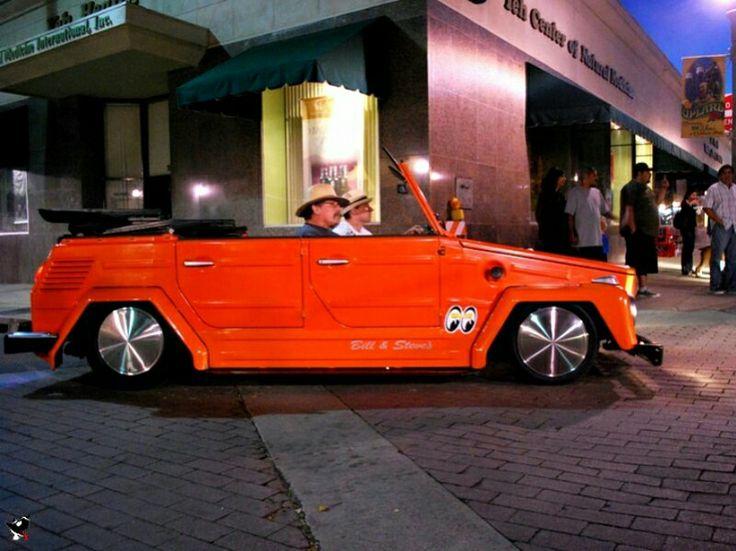 VW Orange THing Das Thing Pinterest Orange