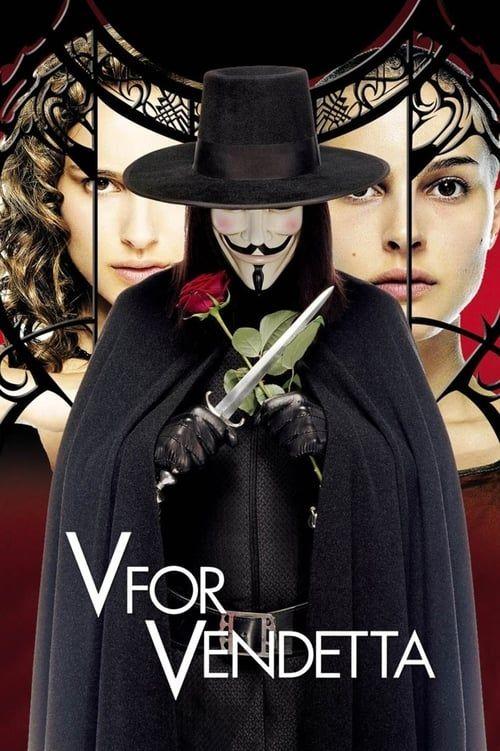 Watch V For Vendetta 2006 Full Movie Online Free V De Venganza V De Vendetta Peliculas Completas
