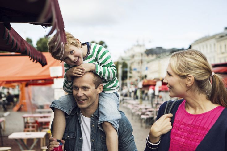 Located in the South Harbour at the very beginning of the Esplanade Park, the Market Square is Helsinki's most international and famous market. The booths here sell traditional market foods and treats, as well as handicrafts and souvenirs. Photo: Rami Hanafi. #Finland #Helsinki #Kauppatori #MarketSquare #Family #Kids www.visithelsinki.fi