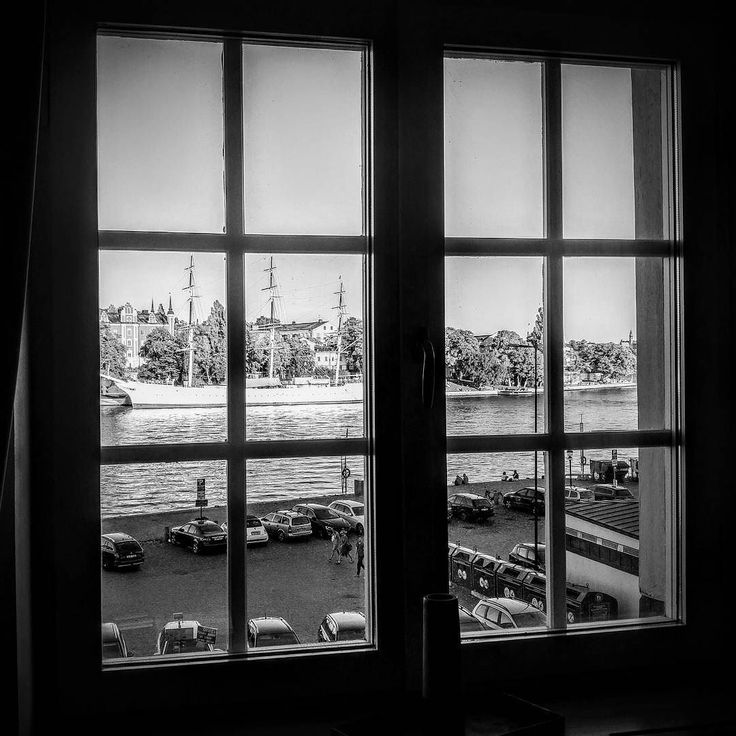 A room with a view.