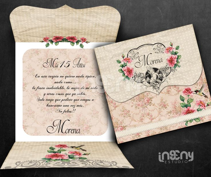 Sweet 15 Invitation as luxury invitation ideas