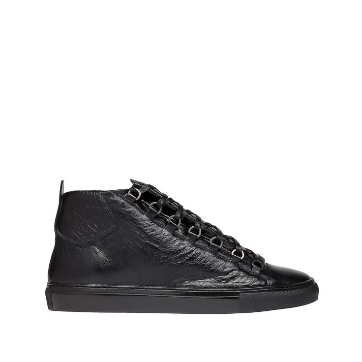 Balenciaga Arena High Sneakers Balenciaga - Sneakers Men - Shoes Balenciaga