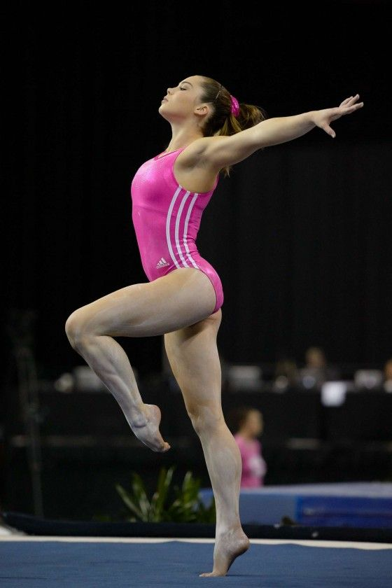McKayla Maroney 2013 PG USA Gymnastics National Championships -08