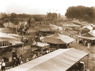 Kern County Fair c. 1929 Photo courtesy of Kern County Museum
