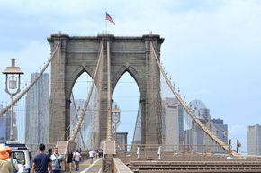 #view #usa #brooklyn #bridge #skyline #new #york #city #manhattan #ny #newyork #blog #top #10 #sehenswürdigkeiten #sights #travel #travelblog #blogger #lifestyle #photography Foto: http://ceyourgoals.com