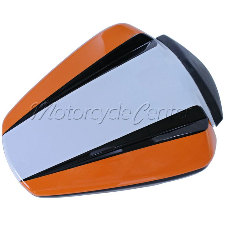 Hot Sale ABS Plastic Motorcycle Rear Seat Cover Cowl For 2011-2015 KTM 125 200 390 Duke 11 12 13 14 15 Orange with White #Affiliate