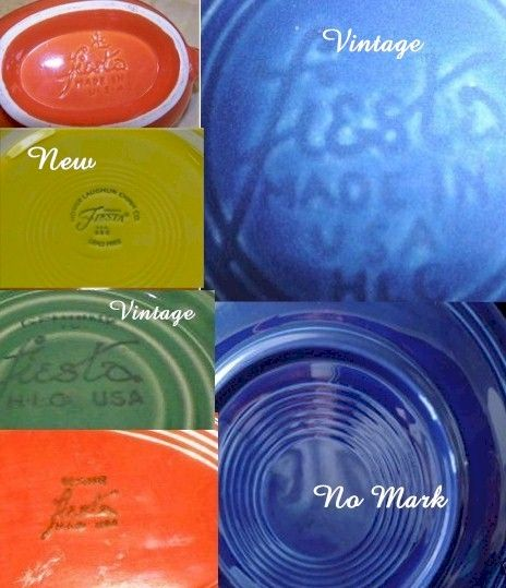 fiestaware identification and price guide