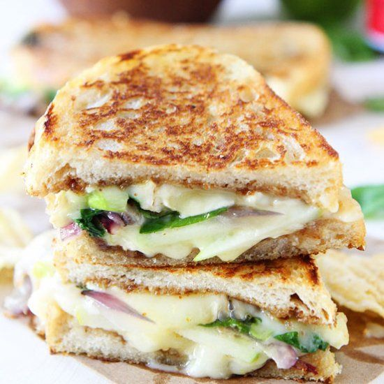 how to make the best grilled cheese at home