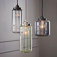 Hängande lampor - Living Room / Dining Room - Traditionell/Klassisk / Vintage - Glödlampa inkluderad – SEK Kr. 1,044