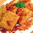 Tempe (Indonesia traditional food)