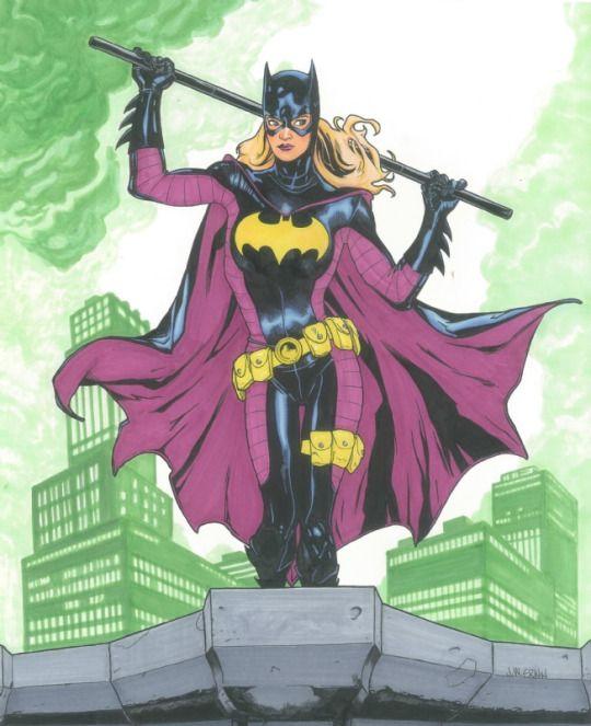 Stephanie Brown. Batgirl.