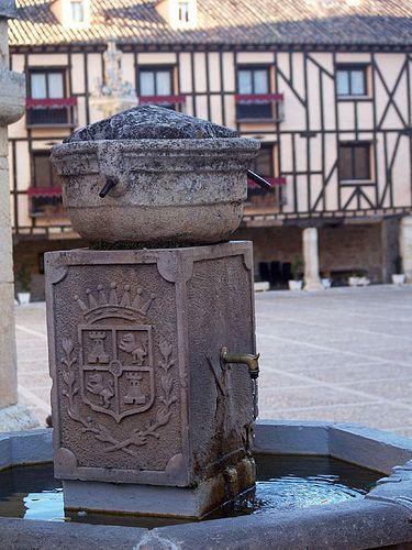 Penaranda de Duero, Burgos.