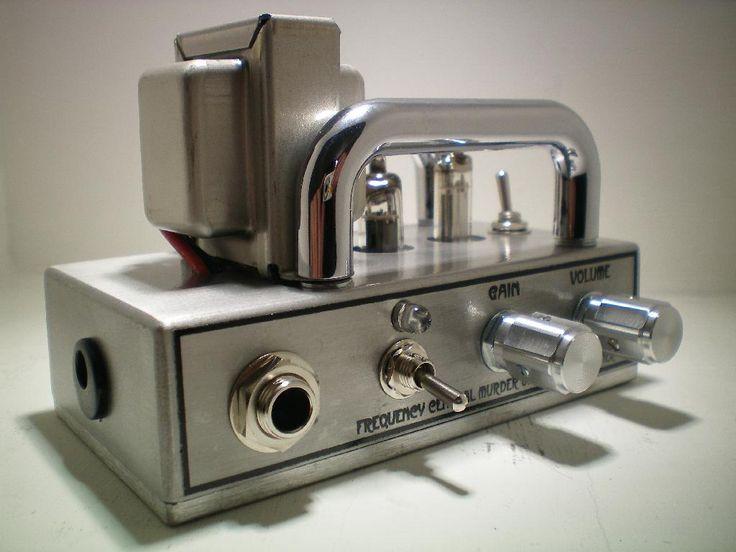 Murder One Guitar Amplifier
