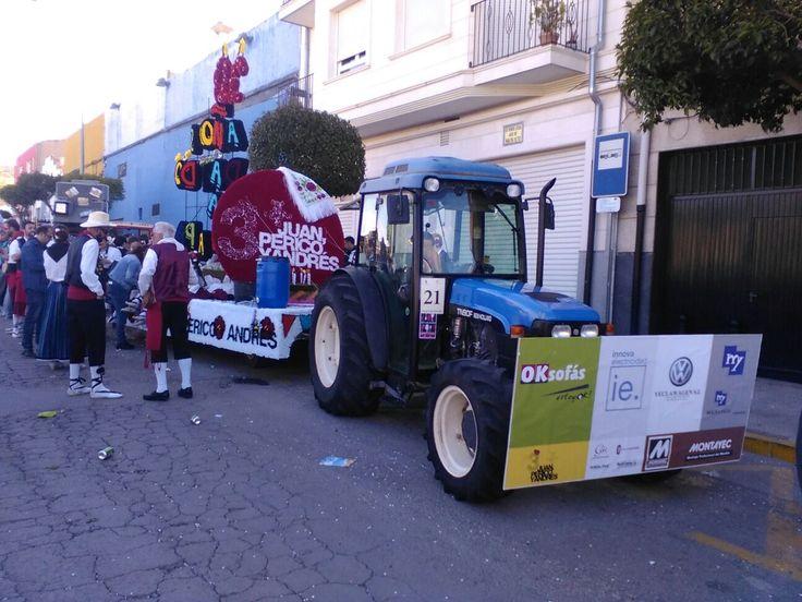 #OKSofas en las Fiestas de San Isidro de #Yecla #sanisidro