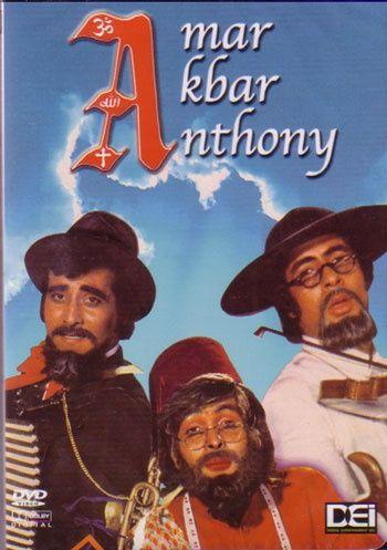 Awesome Amar Akbar Anthony (1977)... Favorite Movies Check more at http://kinoman.top/pin/6004/