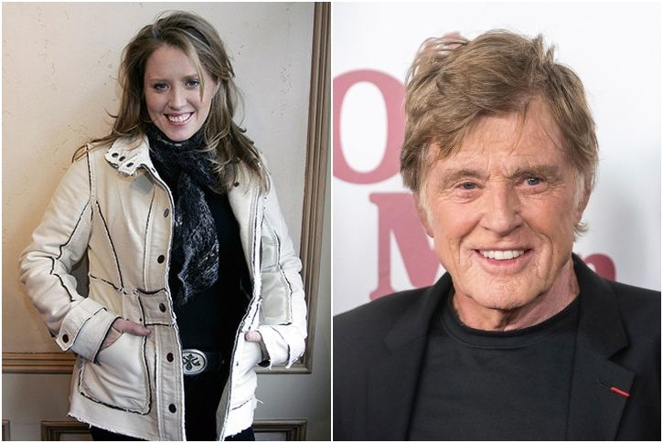 Robert Redford And Amy Redford In 2020 Amy Redford Robert