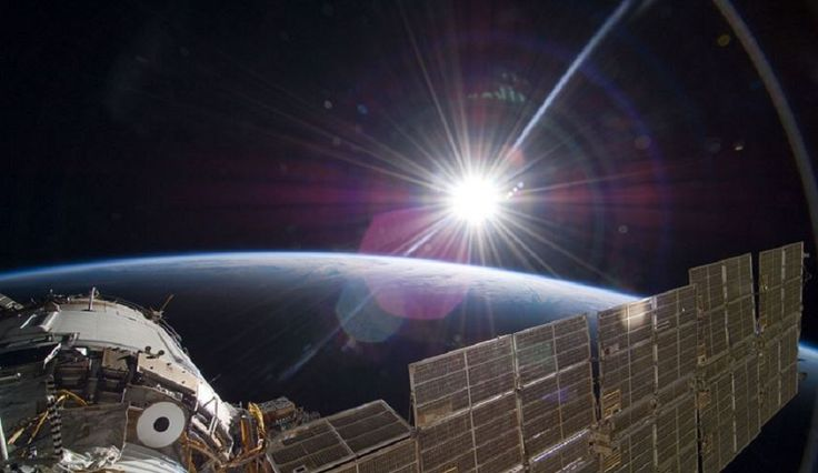NASA Denies Intentionally Shutting Down Live ISS Feed After 'Horseshoe-Shaped' UFO Appeared Near ISS: UFO Hunters Accuse Agency Of Lying
