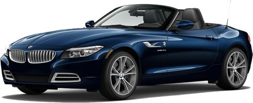 2014 BMW Z4 sDrive35i 2-Door 2-Seat Hardtop Roadster Priced Under $57,000 - BMW Hardtop Roadster
