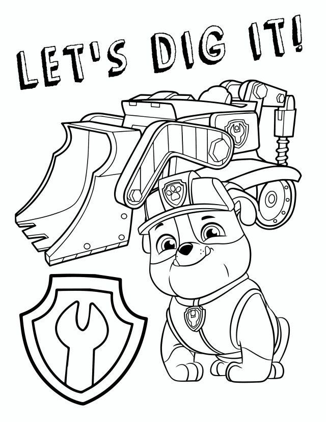 Fire Truck Coloring Pages Pdf 23 Amazing Image Of Marshall Paw Patrol Coloring Page Paw Patrol Coloring Pages Paw Patrol Coloring Paw Patrol Printables