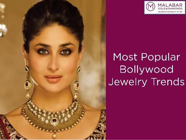 Most Popular Bollywood Jewelry Trends