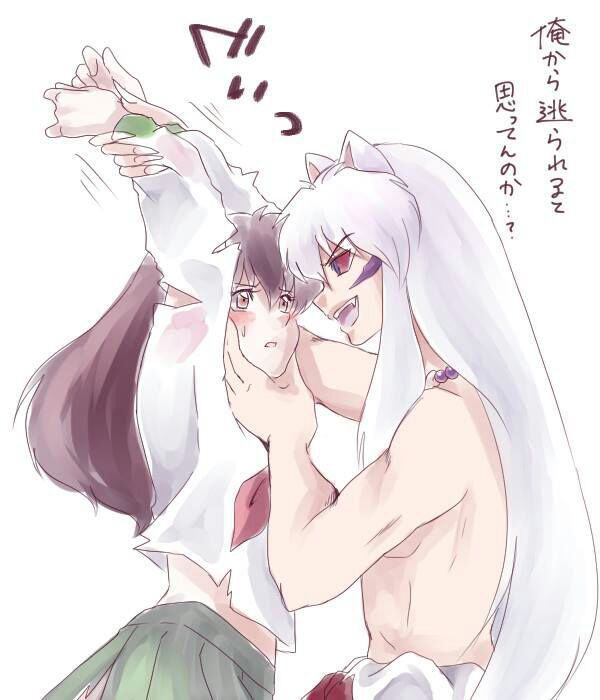 Story of inuyasha and kagome having sex