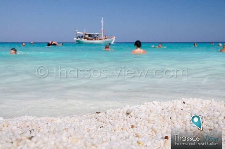 Παραλία Σαλιάρα Θάσος