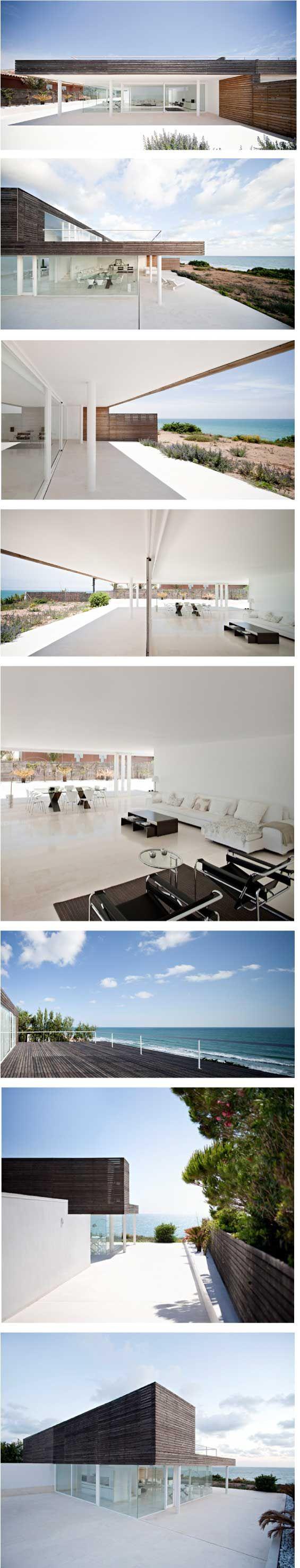 DBJC House by Alberto Campo Baeza