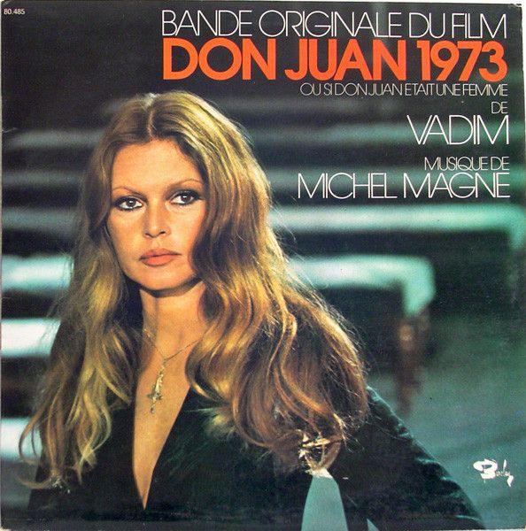 "Michel Magne - Bande Originale Du Film ""Don Juan 1973"" at Discogs"