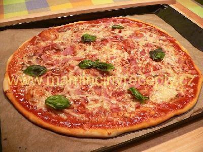 Italská pizza