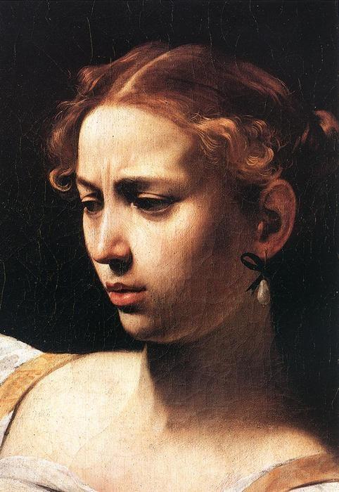 Giuditta e Oloferne (particolare) Caravaggio