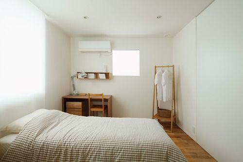 MUJI bedroom