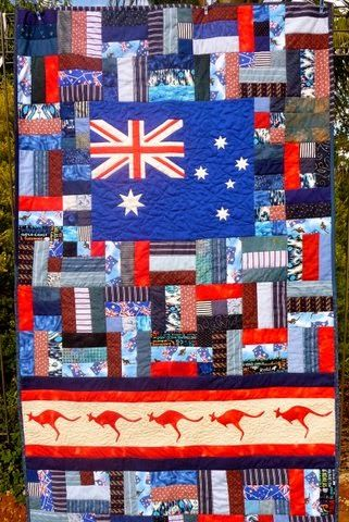Aussie Hero Quilts (and laundry bags): What to make.......some helpful (I hope) hints!