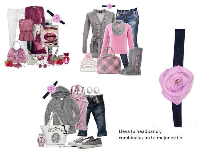 #headband #pink, #diadema, #rosa