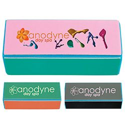 The Manicurist. For details on how to order this item with your logo branded on it contact ww.fivetwentyfour.ca