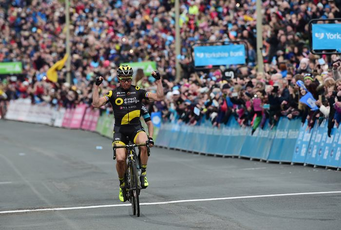 Research by Leeds Beckett University has revealed that the Tour de Yorkshire 2016 boosted the economy by nearly £60 million.