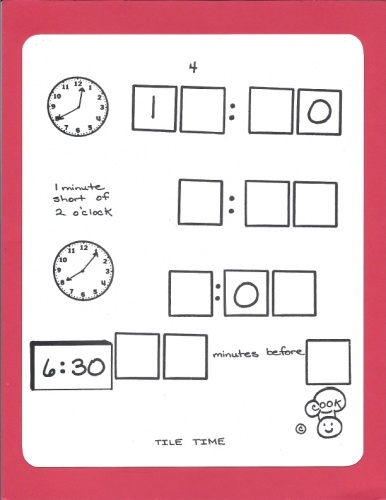 84 best Telling Time images on Pinterest Children, Crafts and - time card