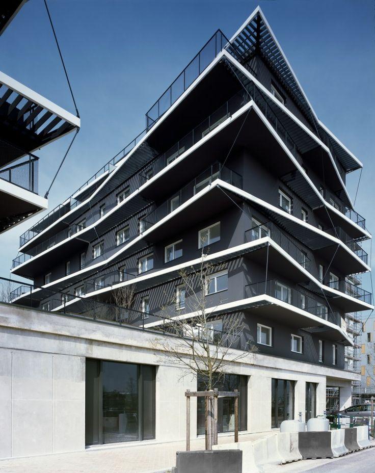 #Ginko Eco-Neighbourhood Housing / Nicolas Laisné + Christophe Rousselle