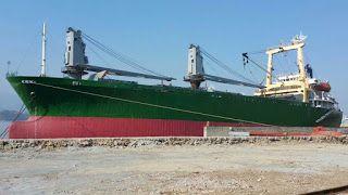 JobAtSea: Chief Officer for General Cargo Ship