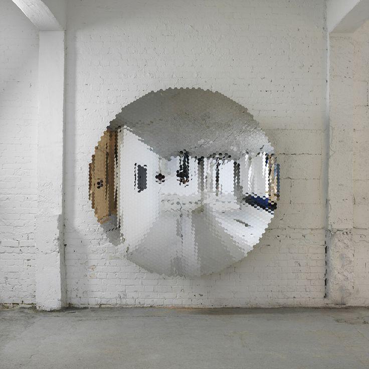 Hex Mirror image enlargement