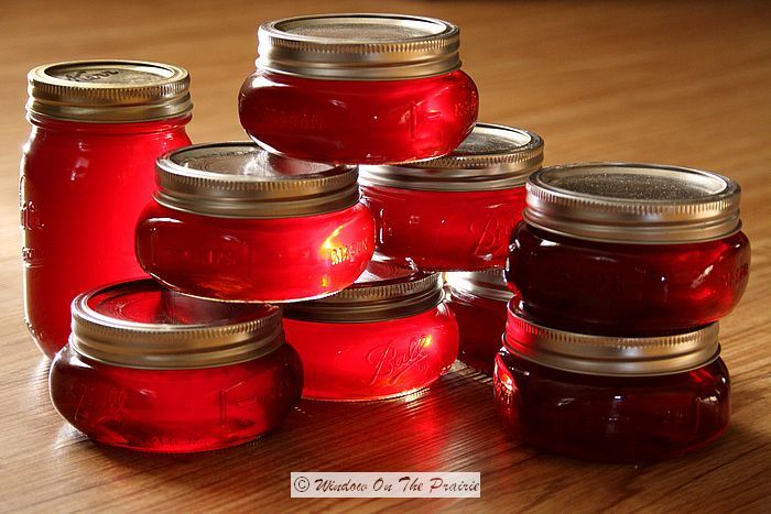 I made plum jelly this evening using this recipe.  It was easy, quick and I'll update after I taste it! Mecca