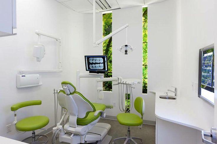 interior wall for dental office design ideas